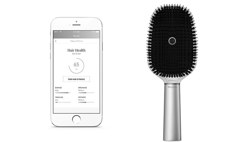 L'Oréal lansează prima perie inteligentă de păr din lume