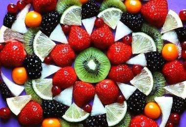 Măști din fructe pentru păr splendid