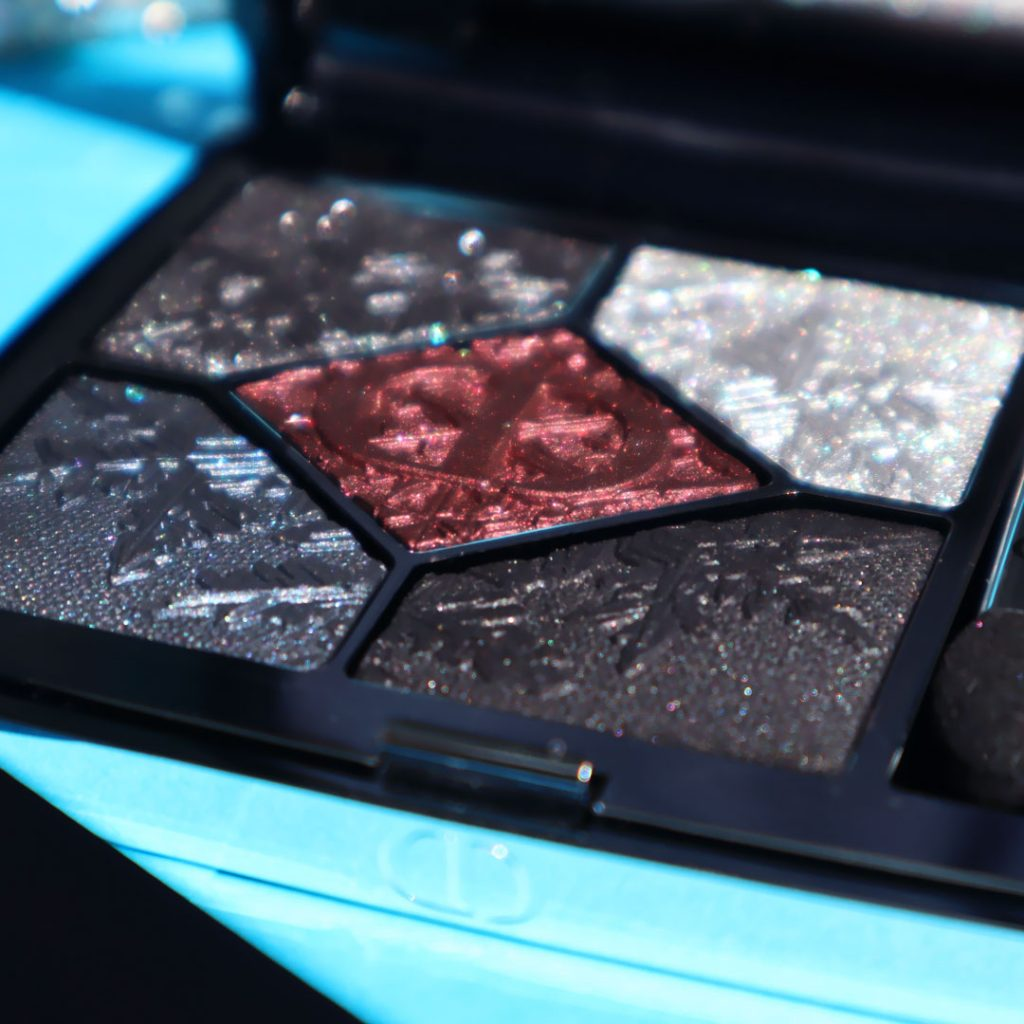 DIOR 5 Couleurs Couture Golden Nights Collection Limited Edition