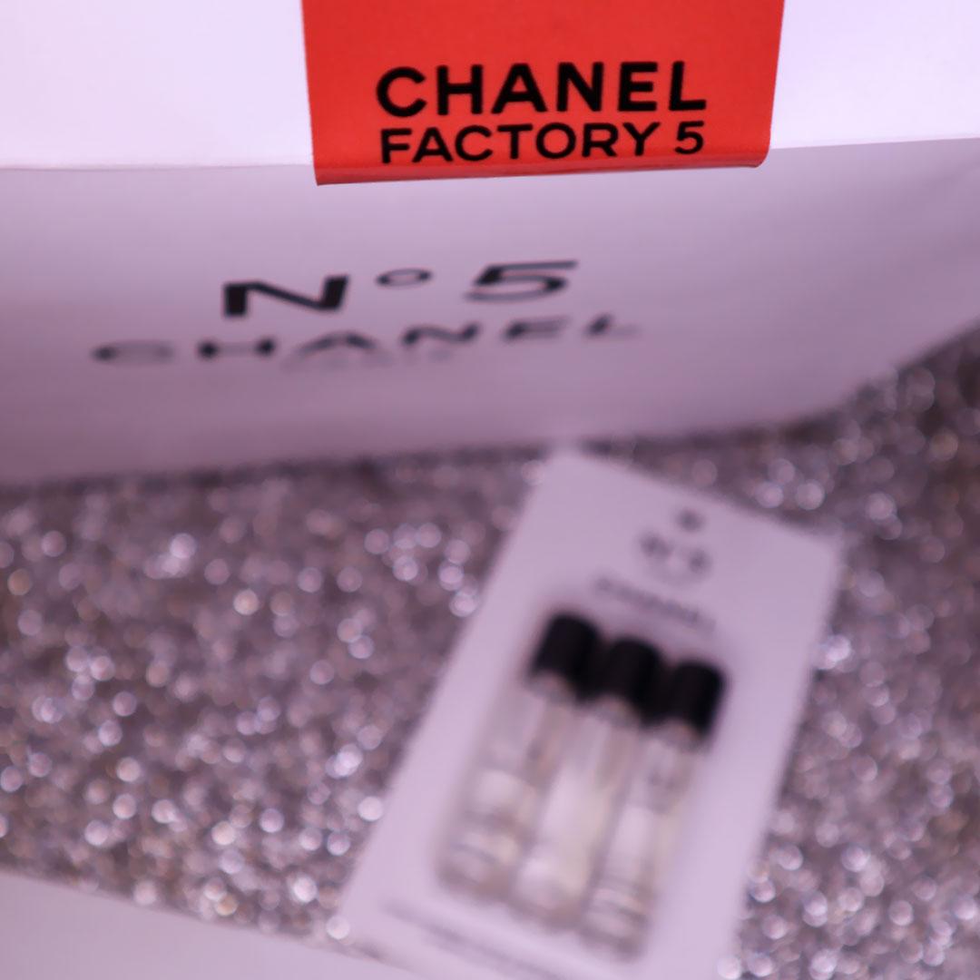 Factory 5 Collection CHANEL N°5 L'Eau Purse Spray Refills