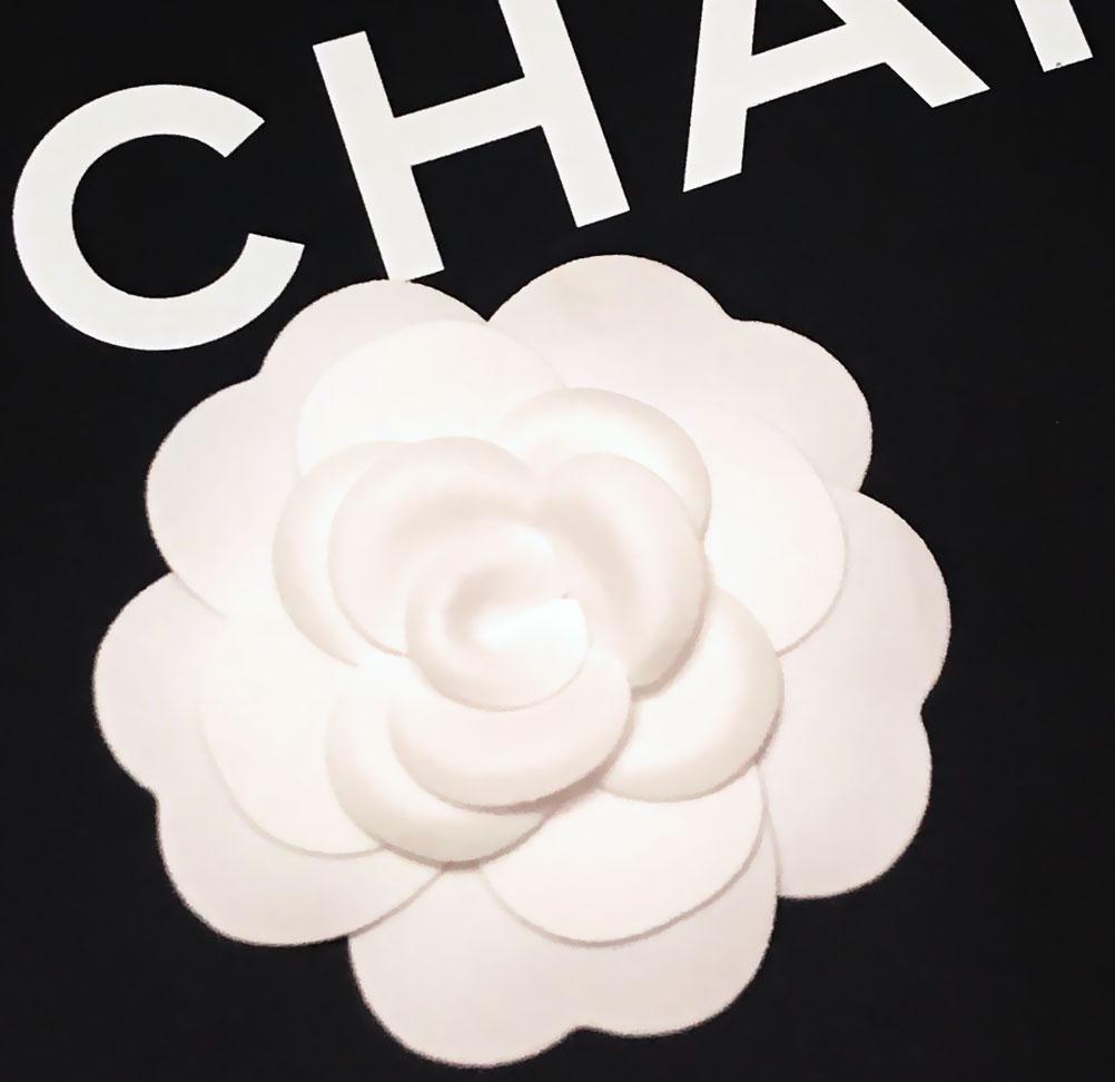 CHANEL Camellia Flower